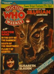Dr Who Weekly #11